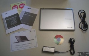 Samsung Chromebook ARM Unboxing - Web Optimized