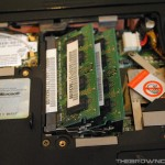Toshiba Satellite U305 Ram Ejected