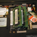Toshiba Satellite U305 Ram Ejected - High Resolution