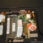 Toshiba Satellite U305 Ram Slots - High Resolution